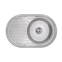 Кухонная мойка Lidz 7750 Polish 0,8 мм (LIDZ7750POL)