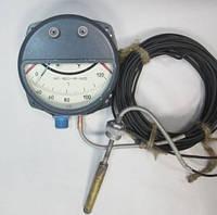 Термометры капиллярные манометрические ТКП, ТГП, ТГС, ТПП, ТСМ-100