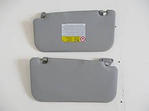 Козырек солнцезащитный (комплект) MN151504HA, MN124996HA, MN151505HA, MN124995HA 999624 Lancer 9 Mitsubishi
