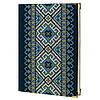 Текстильный ежедневник с орнаментом