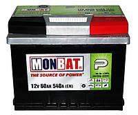 Автомобильная стартерная батарея Monbat 6СТ-60 560 70 04 SMF R+