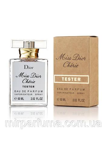 Женский парфюм Dior Miss Dior Cherie 60ml tester, фото 2