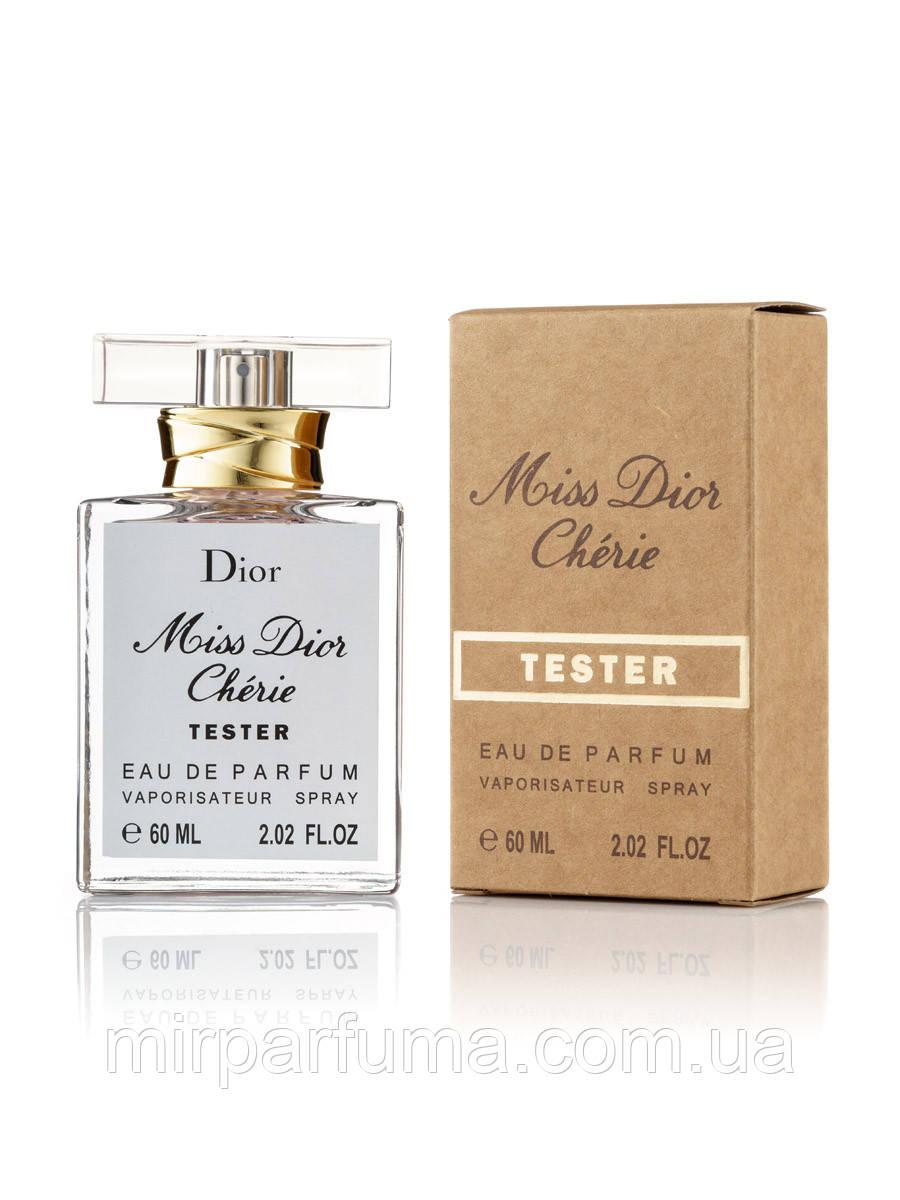 Женский парфюм Dior Miss Dior Cherie 60ml tester