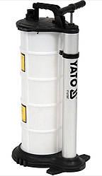 Ручной вакуумный насос 9 л YATO YT-07087
