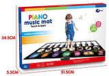 Танцевальный коврик для детей пианино, от 3 лет, фото 2
