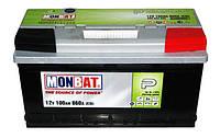 Автомобильная стартерная батарея Monbat 6СТ-100 600 70 04 SMF R+