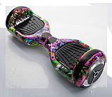 Гироскутер SmartWay U3 Pro Music LED з самобалансом і додатком Джунглі (SM0001U3J), фото 2