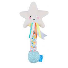 М'яке брязкальце для новонароджених - Зірочка, Taf Toys