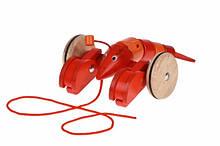 Іграшка каталка на мотузочці, Лобстер, Goki