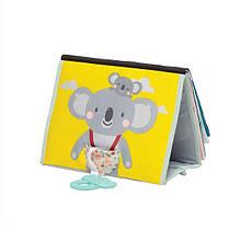 """Дитяча розвиваюча книжка-розкладушка, """"Мрійливі коали"""", Taf Toys"""