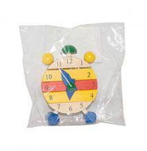Іграшка навчаємо часу і годинах, конструктор годинник, Руді