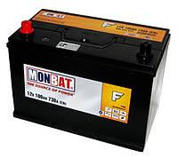 Автомобильная стартерная батарея Monbat 6СТ-100 600 70 12 SMF L+