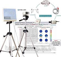 Апарат для побудови карти пам'яті EEG, цифровий електричний мозкової аналізатор 32 каналу KT88-3200