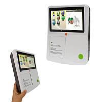 Сенсорний екран, 3 лампи, 12 свинцевих ЕКГ машин з папером для принтера, фото 1