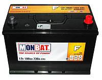 Автомобильная стартерная батарея Monbat 6СТ-100 600 70 14 SMF R+
