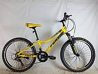"Велосипед Fort Prorace  24""DD 2021 12.5"", фото 1"