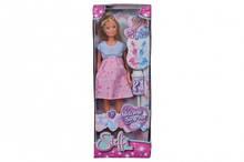 Вагітна лялька Штеффі «Сюрприз» з аксесуарами, Simba