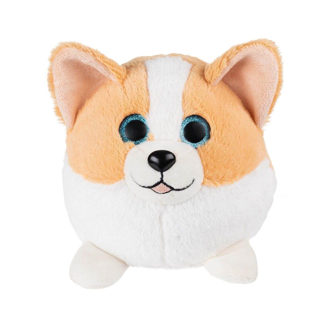 Іграшка м'яка собачка Коргі Глазастик FANCY (GKRG0)