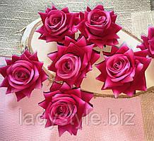 Заколка- брошь роза  от LadyStyle.Biz
