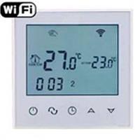 WiFi Терморегулятор сенсорный программируемый Beok TDS 21 с датчиком температуры 3м