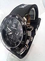 Чоловічий наручний годинник Mer на силіконовому ремінці