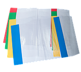 Обкладинки для книг з клапаном, асорті, KIDS Line, фото 2