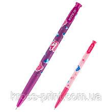 Ручка кулькова автоматична Kite Lovely Sophie K20-363-02, синя