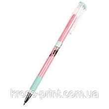Ручка кулькова Kite Studio Pets SP21-032, синя