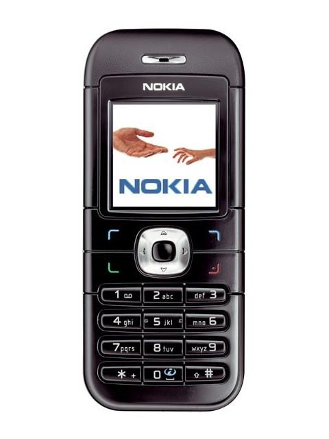 Мобільний телефон Nokia 6030 Black 900 мАч Оригінал