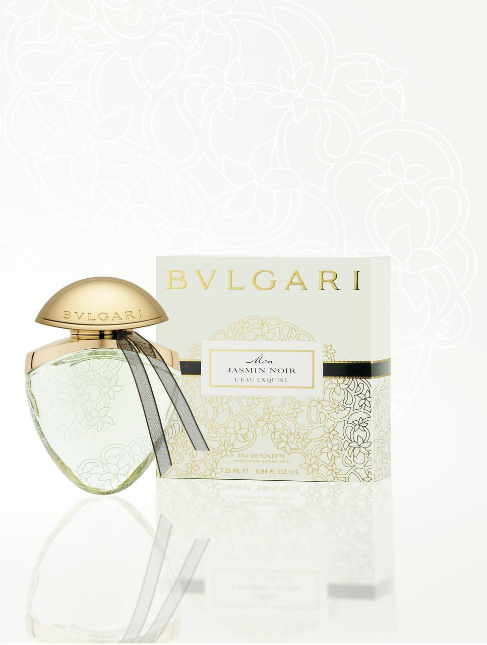 (ОАЭ) Bvlgari / Булгари - Mon Jasmin Noir L'eau Exquise 75мл. Женские - Сеть Ricco Shop в Киеве