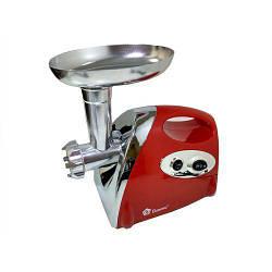 Мясорубка соковыжималка электрическая Domotec MS2019 2400W Red 007207, КОД: 950055