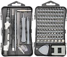 Набор Инструментов для Ремонта Телефонов, Ноутбуков и Компьютеров (115 Предметов в Пластиковом Кейсе)