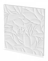 Гіпсові 3D (3д) панелі Листя Texturo