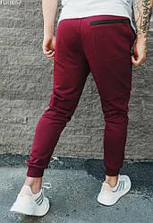 Мужские спортивные штаны Staff cas bordo basic бордовый FOT0057