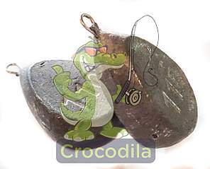 Груз Капля с петлей 90 грамм