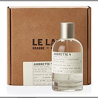 Парфюмированная вода унисекс Le Labo Ambrette 9 (Original Quality)