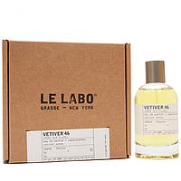 Парфюмированная вода унисекс Le Labo Vetiver 46 (Original Quality)