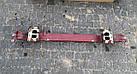 Підсилювач переднього бампера mercedes a1686201234 a-class w168 1997-2004, фото 5