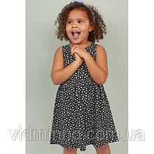 Платье, сарафан Цветы H&M для девочки 6-8 лет