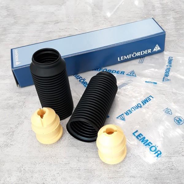 Lemforder / Пылезащитный комплект: 2 пыльника и 2 отбойника для стоек - амортизаторов. Комплект: 2+2. LEMFORDER Germany!