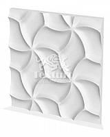 Гіпсові 3D (3д) панелі Орігамі Texturo