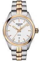 Жіночі Годинники Tissot T-CLASSIC T101.210.22.031.01 Quartz Bicolor 100m