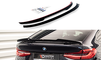 Спойлер BMW G32 6 GT елерон тюнінг обвіс