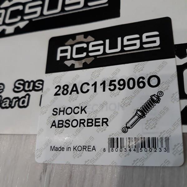 На СПАРКУ! Стойка Амортизатор Mercedes Sprinter 906 Мерседес Спринтер (2006-). Передний. ACSUSS Корея! 314422