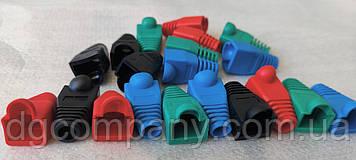 Колпачек на RJ45 цветной,100шт