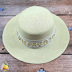 Жіноча капелюх (обсяг 55 - 56 см) (02076)