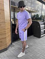 Літній спортивний костюм PALM ANGELS чоловічий комплект футболка і шорти брендовий копія репліка, фото 1