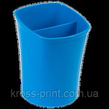 Стакан для письмового приладдя KAVDRIK, синій, KIDS Line