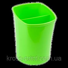 Стакан для письмового приладдя KAVDRIK, салатовий, KIDS Line