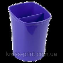Стакан для письмового приладдя KAVDRIK, фіолетовий, KIDS Line
